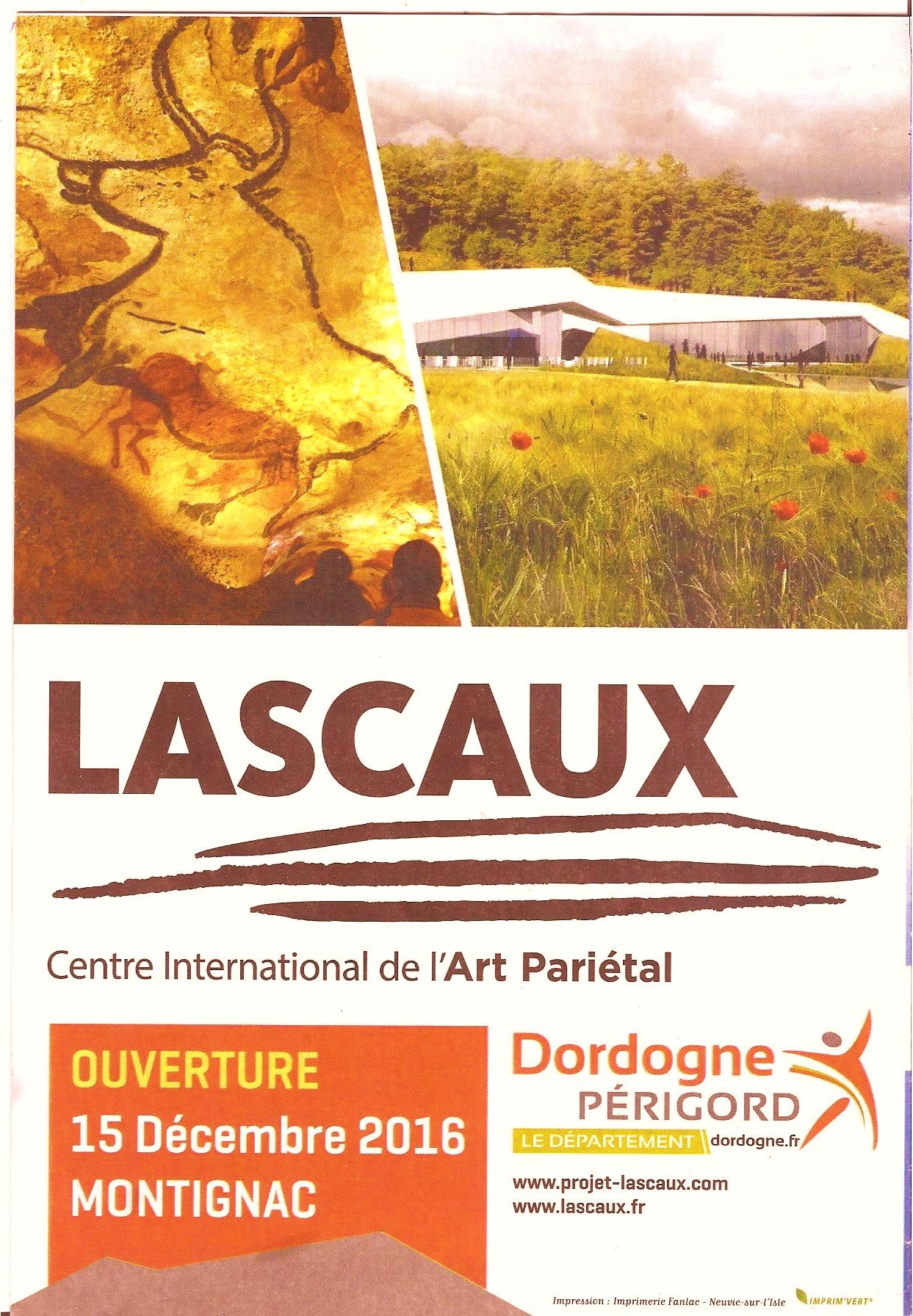 Our Bed and breakfast, Les Peyrouses, are located to 30 minutes Cave of Lascaux.